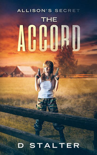 The Accord Post Apocalyptic Book