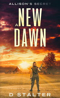 A New Dawn Post Apocalyptic Book